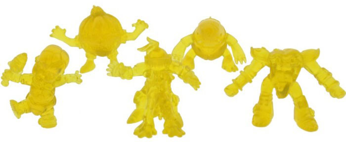 Translucent Yellow OMFG Series 2