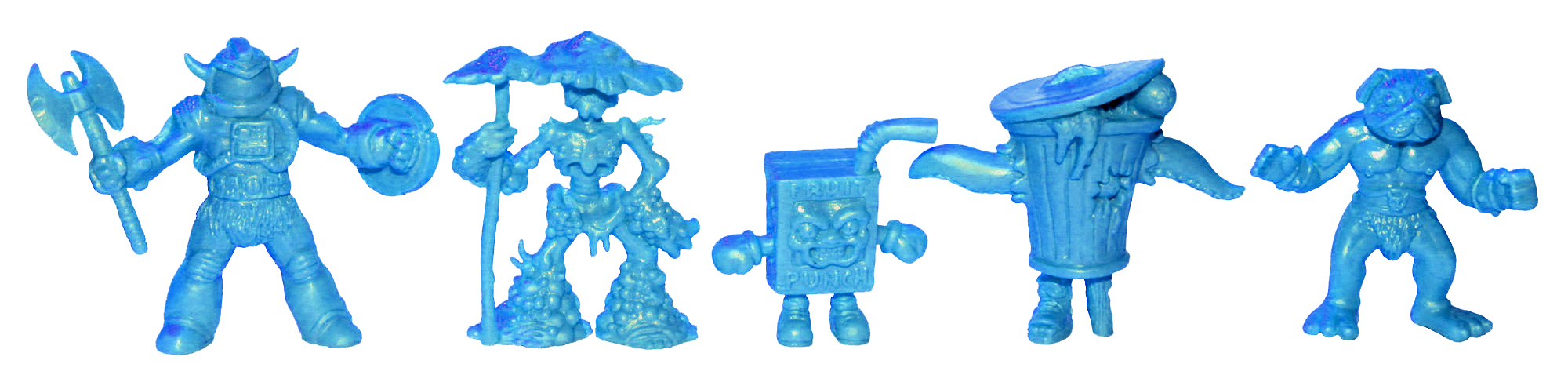 OMFG Series 3 Rotofugi Blue